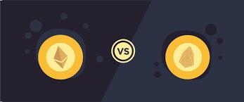 EOS против Ethereum: сравнение